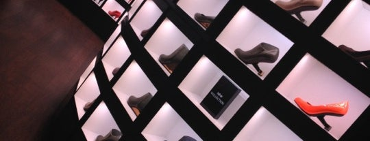 United Nude Flagship Store is one of Easy Villagey.