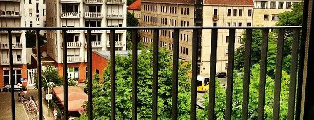 Adina Apartment Hotel Berlin Hauptbahnhof is one of Hotels.