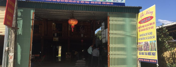 Xuyên Tuấn is one of Dien Bien-Lai Chau Place I visited.