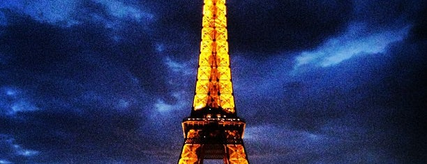 Eiffel Tower is one of Favorite Places Around the World.