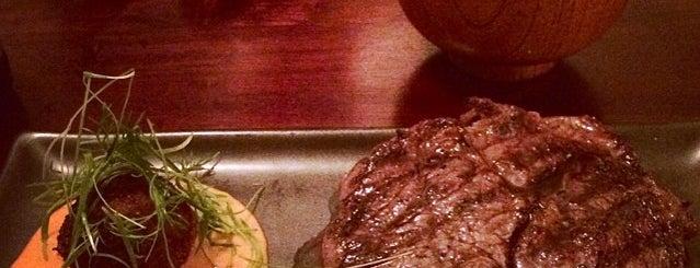 Garufin is one of Steak in London.