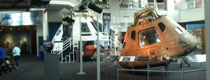 Virginia Air & Space Center is one of Must-visit Arts & Entertainment in Virginia Beach.