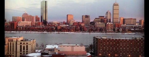 Boston Marriott Cambridge is one of Hotel.