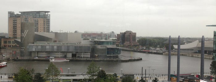 BBC Dock House is one of BBC Locations!.