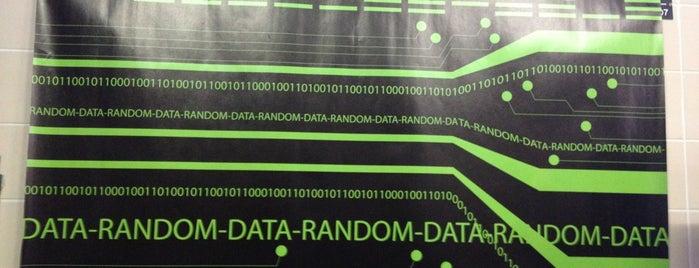RandomData is one of Hackerspaces.