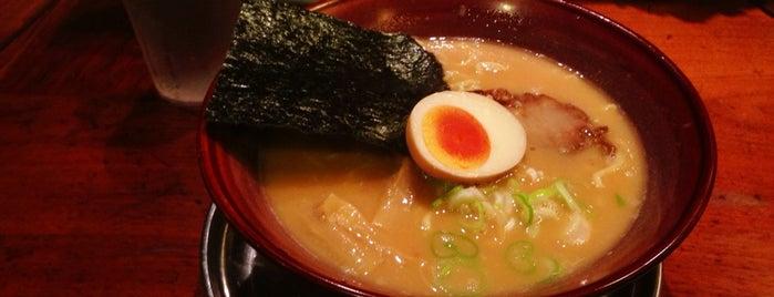 光麺 上野店 is one of 御徒町 ラーメン.