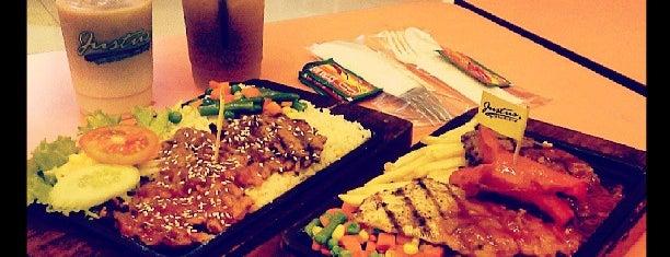 Justus Burger & Steak is one of Bandung Best Spots (Bangday's Choice).