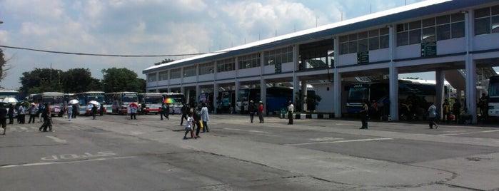 Terminal Purabaya (Bungurasih) is one of Top 10 favorites places in Surabaya, Indonesia.