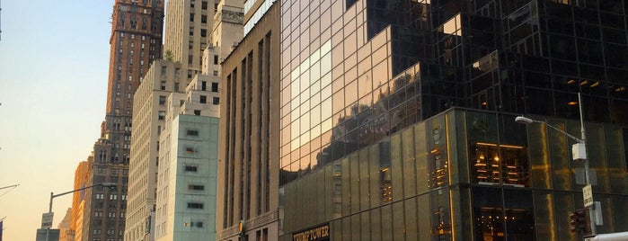 45 Rockefeller Plaza is one of Ferias USA 2012.