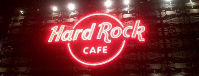 Hard Rock Café Medellín is one of HARD ROCK CAFE'S.