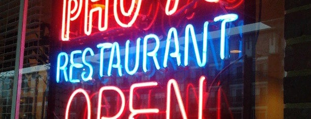 Pho 75 is one of Must-visit Food in Arlington.