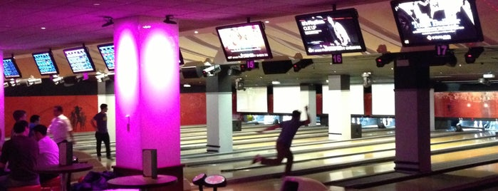 Frames Leisure Time Bowl is one of Best Spots for Kids - NYC.