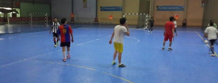 SFC (Surabaya Futsal Center) is one of Lapangan Futsal.