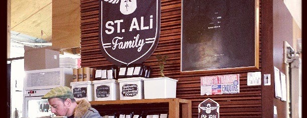 St. Ali is one of Australia City Guide.