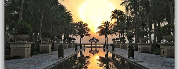 One and Only Royal Mirage Resort is one of Best places in Dubai, United Arab Emirates.