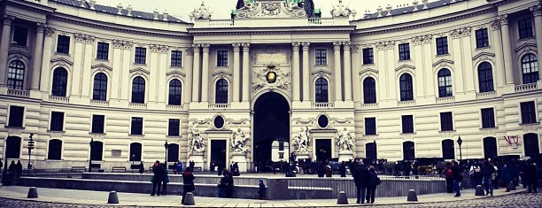 Kaiserappartements is one of Exploring Vienna (Wien).