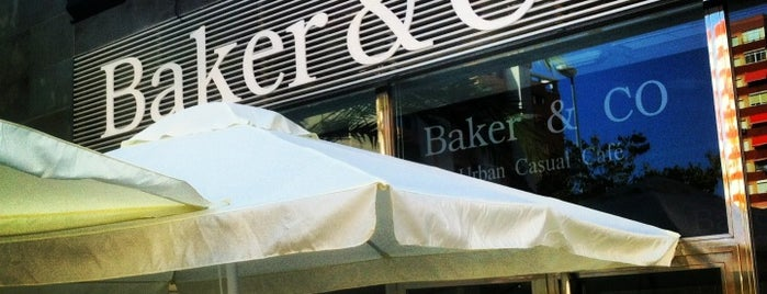 Baker & CO is one of Soy un sibarita ^^.