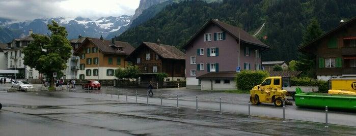 Bahnhof Engelberg is one of Bahnhöfe Top 200 Schweiz.