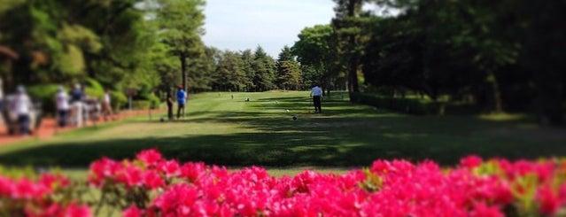 筑波カントリークラブ is one of ゴルフ場(茨城).