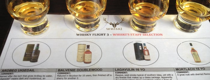 Whiski Rooms is one of Edinburgh.