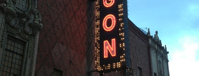 Aragon Ballroom is one of Must-visit Music Venues in Chicago.