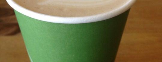 Cafe Delmarette is one of Best Coffee in Santa Cruz.