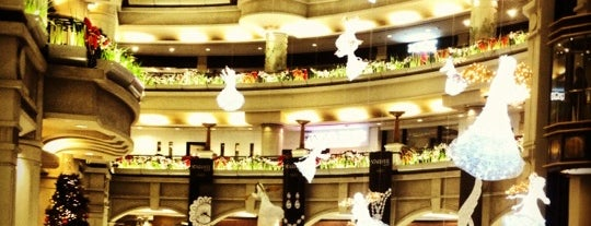 Starhill Gallery is one of Shopping Malls.