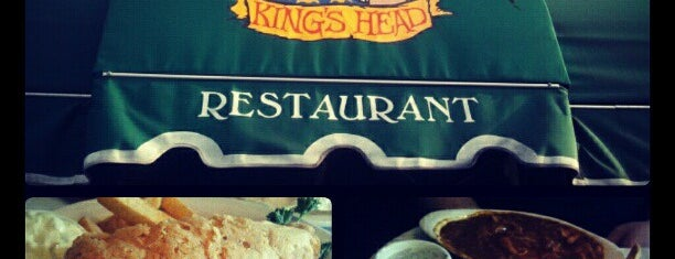 Ye Olde King's Head is one of Tc.