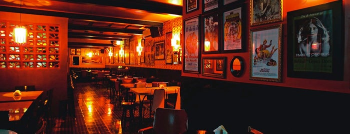 Suíte Savalas is one of Henri's TOP Bars!.