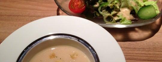 ORGANIC & WINE yasu is one of たのしい食事.