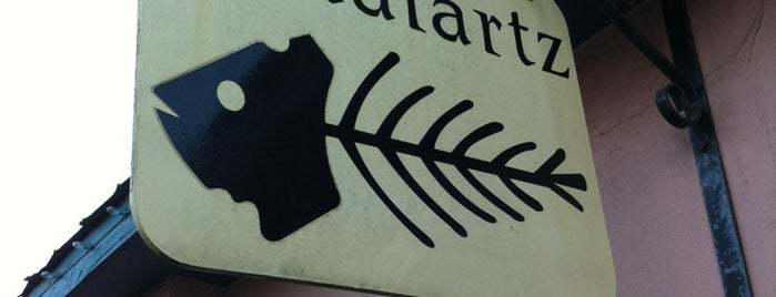 Metalartz is one of Guide to St Augustine's best spots.