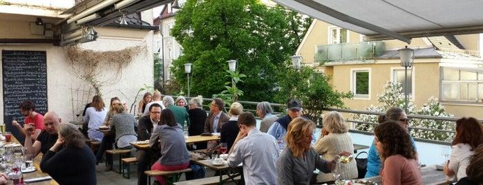 Ruffini is one of Café in Munich.