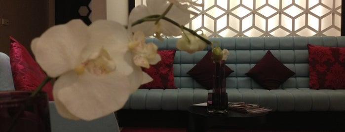 Bliss SPA is one of My Doha..