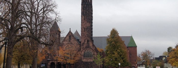 First Presbyterian Church of Buffalo is one of Sacred Sites in Upstate NY.