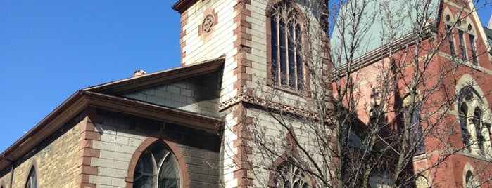 Church Of Saint Luke & Saint Simon Cyrene is one of Sacred Sites in Upstate NY.