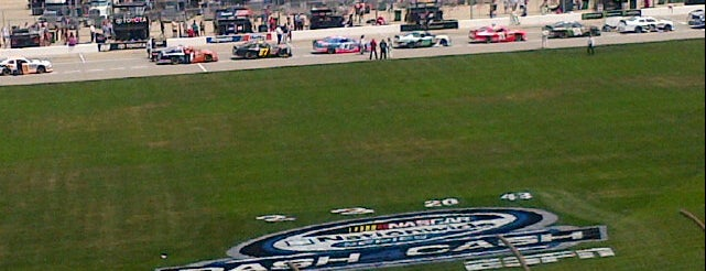 Chicagoland Speedway is one of My NASCAR Cup Series Trip List.