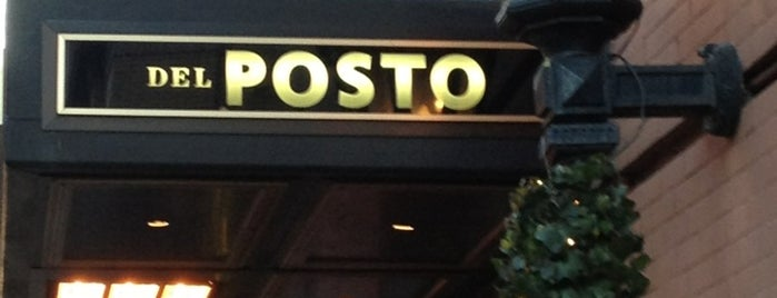 Del Posto is one of Top picks for Italian Restaurants.