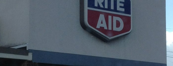Rite Aid is one of Guide to places in Verona.
