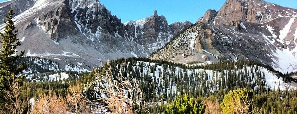 Great Basin National Park is one of U.S. National Parks.