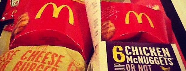 McDonald's / McCafé is one of McD around Jakarta.