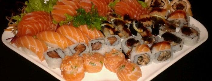 Toshiro Sushi is one of Lugares para Conhecer e Comer.