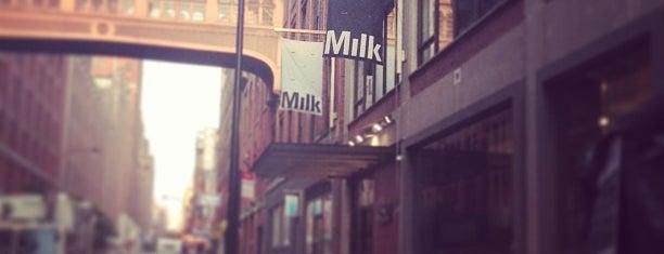Milk Studios is one of Must try.