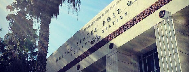 US Post Office is one of Ferias USA 2012.