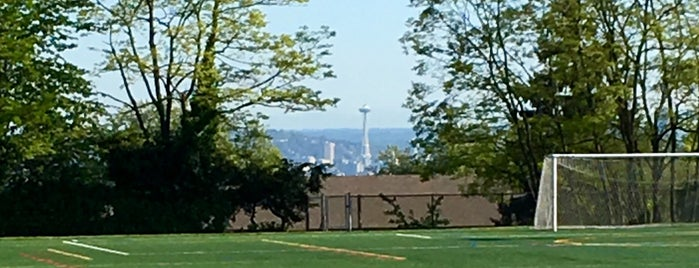 Walt Hundley Playfield is one of Seattle's 400+ Parks [Part 1].