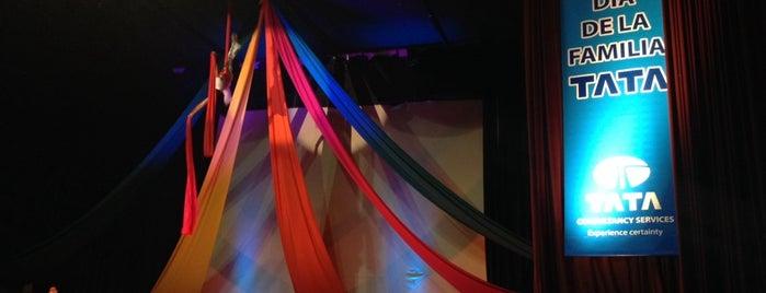 Teatro 24 de mayo is one of Sitios de entretenimiento - HOYCOMEC.