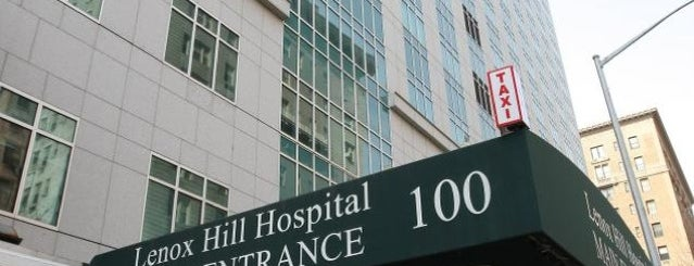 Lenox Hill Hospital is one of Jay-Z's New York.