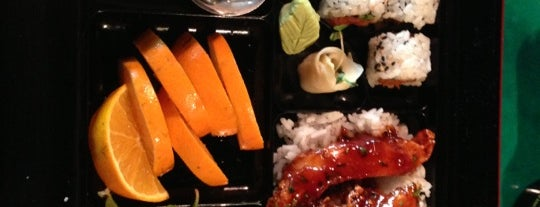 Watanabe Sushi & Asian Cuisine is one of Fooood nom nom.