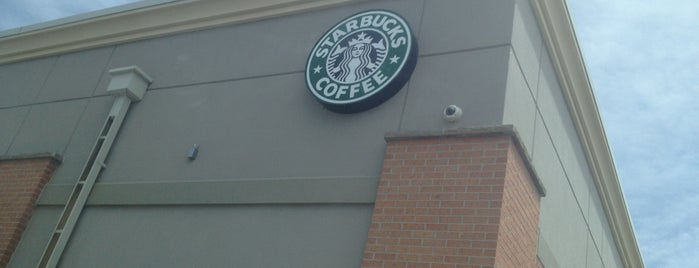 Starbucks is one of Coffee Places in the Denver Metro.