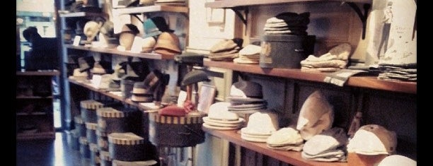 Goorin Bros. Hat Shop - Larchmont is one of Hat Shops.