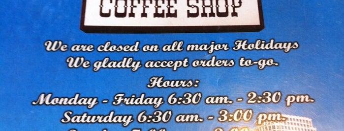 Pat & Lorraine's Coffee Shop is one of LA Break Fast.